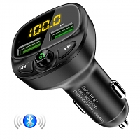 Bluetooth MP3 Player Car Adapter
