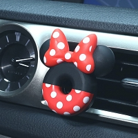 Cute Minnie Head Air Freshener