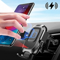 Baseus Smart Vehicle Bracket Wireless Charger