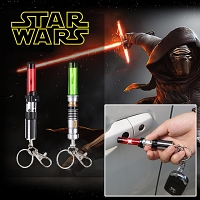 Star Wars Lightsaber Static Discharger Key Holder