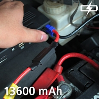 Multifunction Car Jump Starter 13600mAh