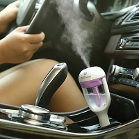 nanum mini aromatherapy car humidifier. Black Bedroom Furniture Sets. Home Design Ideas