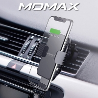 Momax Q. Mount Smart Auto Clamping Wireless Charging Car Mount