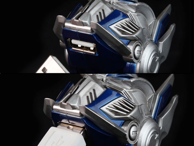 Transformers - Optimus Prime Car Charger