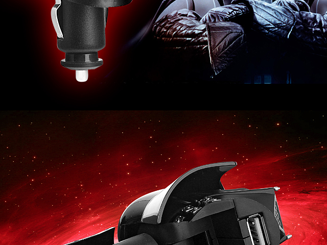 Car Tracking Devices >> Star Wars Darth Vader USB Car Charger