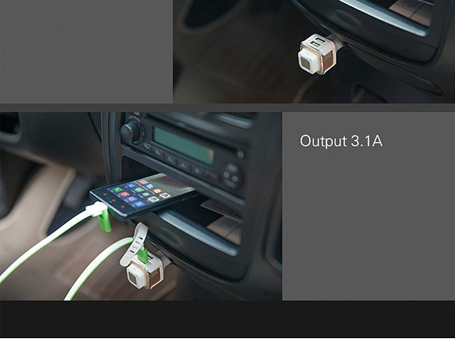 3-in-1 Car Charger