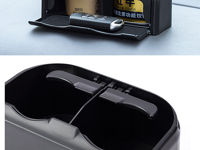 YAC ZE-32 Double Drink Holder Tray