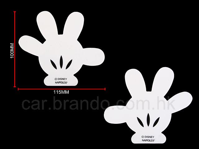 Printable Mickey Mouse Hand Mickey mouse glove non-slip