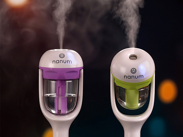 Nanum Mini Aromatherapy Car Humidifier