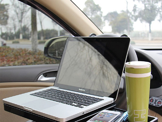 2-in-1 Car Multi-functional Tray