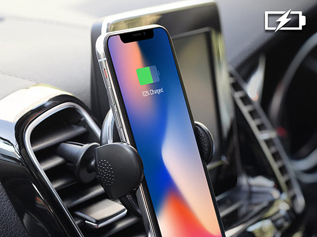 Momax Car Wireless Charger