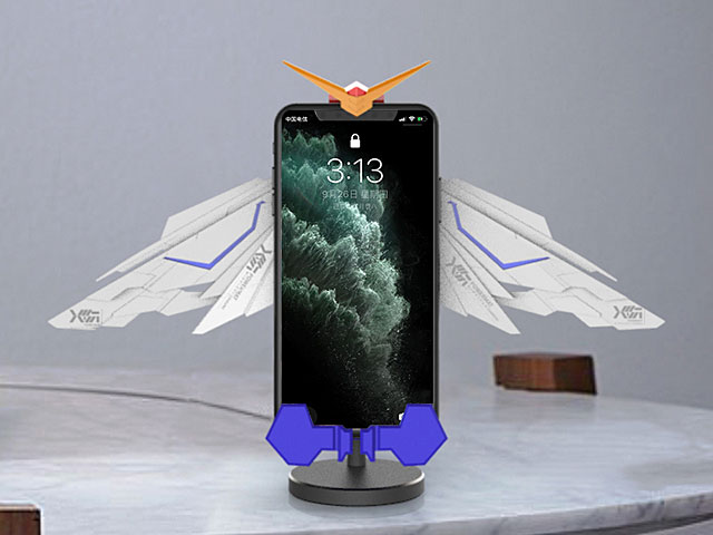 Mechanical Wings Wireless Charger